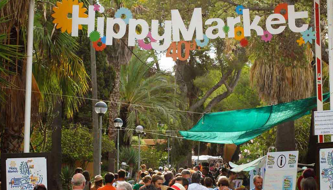 Mercadillo Hippy Punta Arabi Ibiza